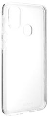 Fixed TPU gélové puzdro pre Samsung Galaxy M21 FIXTCC-537, číre
