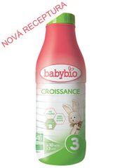 Babybio Croissance 3 tekuté kojenecké bio mléko 1 l