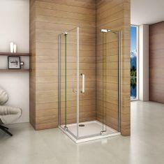 H K Obdĺžnikový sprchovací kút AIRLINE R