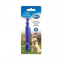 Duvo+ Pinzeta na vyberanie kliešťov pre psa 12cm