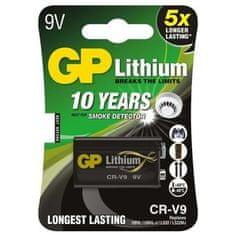 GP Batteries Lithium battery 9V CR-V9/L522/LA522/6f22