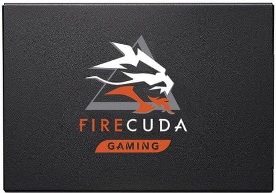 "Seagate HDD SSD saAGATE FireCuda 120, 2,5"", SATA III - 500GB"