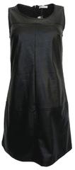 Cache cache Černé stylové šaty Cache Cache Černá 40