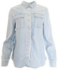 New Look Džínová košile New Look Denim L, Rukáv: Dlouhý