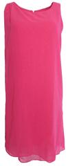 NAFNAF Růžové třpytivé šaty Naf Naf Velikost: L