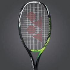 Yonex New EZone Feel lopar za tenis, črno-zelen, 255 g, G2
