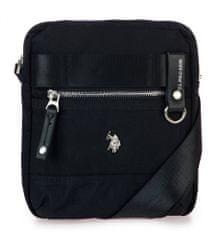 U.S. Polo Assn. černá crossbody kabelka New Waganer Crossbody