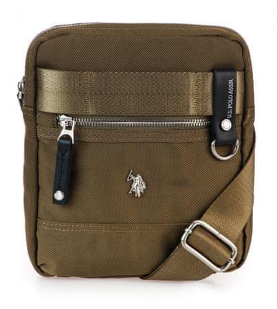 U.S. Polo Assn. ženska torbica New Waganer, kaki