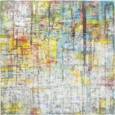 KARE Olejomaľba Abstract Colore 150×150cm