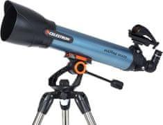 Celestron Inspire 90mm AZ refractor, hvezdársky ďalekohľad (22407)