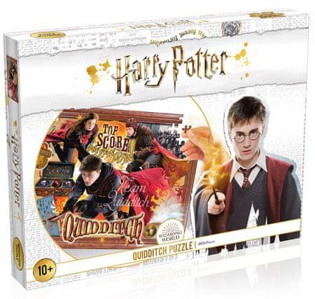 Winning Moves Puzzle Harry Potter: Kviddics 1000 db