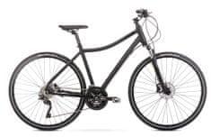 Romet Orkan 8D (2020) cross bicikl, S, crno