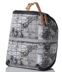 PacaPod Thermo táska - térkép