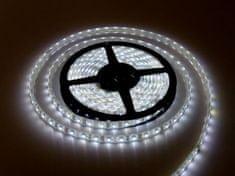 X-SITE LED pásik XS-3528CW studená biela, dĺžka 3m, krytie IP20, 180 LED, príkon 15W