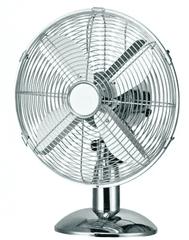 """SOVIO ventilátor stolový kovový 12"""""""