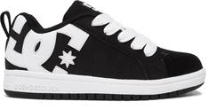 DC Fiú sportcipő Court Graffik B Shoe Bkw ADBS100207-BKW