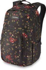 Dakine dámský tmavě hnědý batoh Campus M 25L Begonia