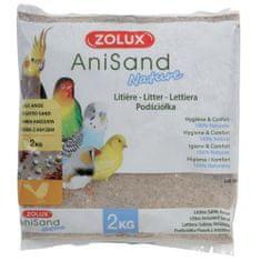Zolux ANISAND SAND NATURE 2kg piesok s anízom