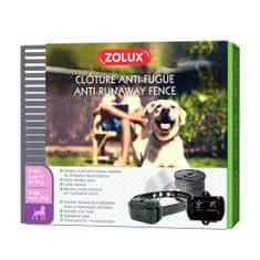 Zolux elektromos kutyakerítés szett 150m 1400m2-re + nyakörvvel