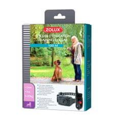 Zolux kiképző nyakörv kutyáknak 5-20kg, 100m hatótávolság