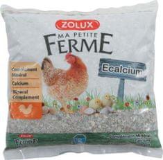 Zolux ECALCIUM 2kg kagyló törmelék és kalcium baromfi számára