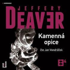 Deaver Jeffery: Kamenná opice - MP3-CD