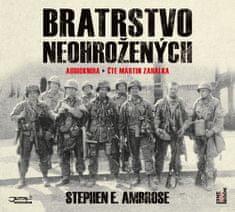 Ambrose Stephen E.: Bratrstvo neohrožených (2x CD) - MP3-CD