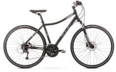 Romet Orkan 5D (2020) cross bicikl, S, crno