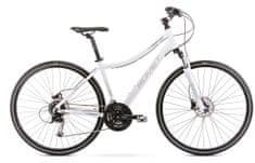 Romet Orkan 4D (2020) kros bicikl, S, bijelo