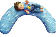 KHC Kojící těhotenský relaxační polštář Miki Obrovský 240 cm Lapače snů EPS Pratelný obal