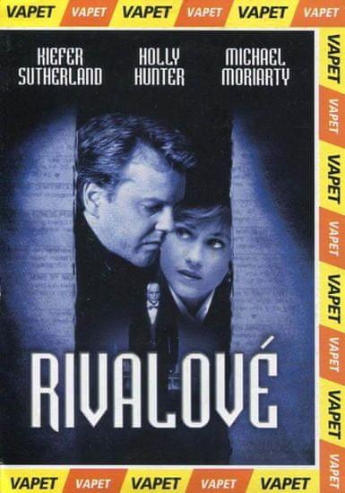 Rivalové - DVD pošetka