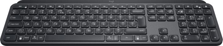 Logitech MX Keys, CZ (920-009415*CZ) dosah 10 m
