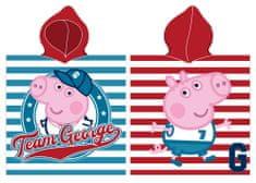 Tip Trade otroški pončo Peppa Pig Team George