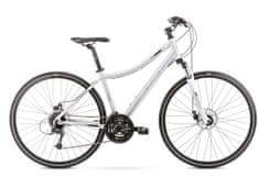 Romet Orkan 3D (2020) cross bicikl, S, siva