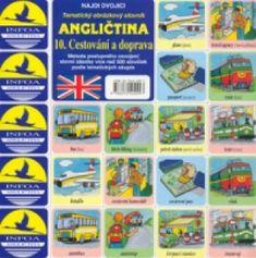 Angličtina 10. Cestování a doprava