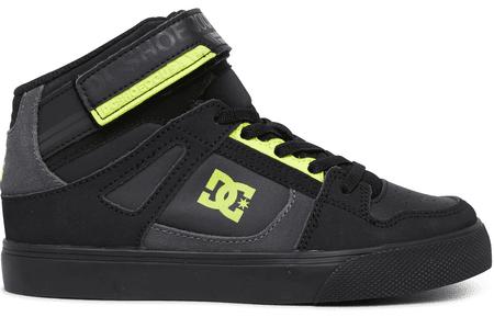 DC fiú cipő Pure Ht Ev B Shoe Xkky ADBS300324-XKKY, 34, fekete