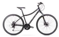 Romet Orkan 3D (2019) cross bicikl, S, crno-bijelo