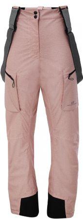 2117 spodnie narciarskie damskie Lanna Eco 7620931 Dusty Rose XS