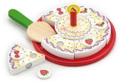 Viga Vágható fa születésnapi torta