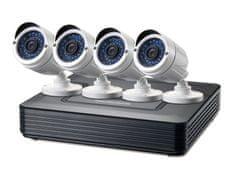 Level One DSK-4001 4-kanalni video nadzorni komplet