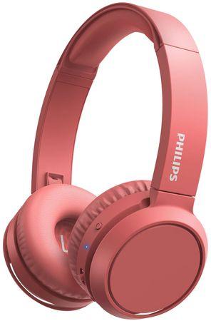 Philips TAH4205RD brezžične slušalke, rdeče