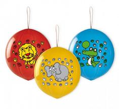 "GoDan Latexové balóny Premium ""Zvieratká"" - 3 ks"