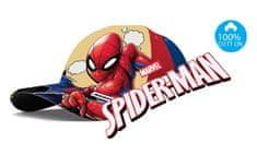 """EUROSWAN Czapka dla chłopców """"Spiderman"""" DESIGNS ASST - żółty"""