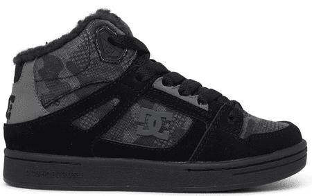 DC fiú cipő Pure Ht Wnt B Shoe Ca2 ADBS100245-CA2, 34, fekete