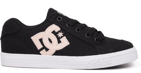 DC lány cipő Chelsea G Shoe ADGS300080-BBP, 36, fekete