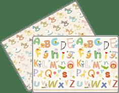 Lalalu SZŐNYEG standard - Ponnies and Alphabet