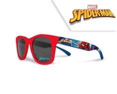 EUROSWAN Detské slnečné okuliare Spiderman - červená