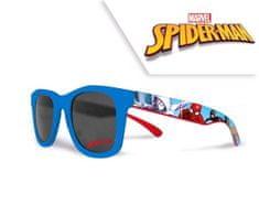 EUROSWAN Detské slnečné okuliare Spiderman - modrá