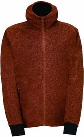 2117 férfi pulóver Nybo 7810975, L, barna