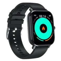 NEOGO DayFit D3, chytré hodinky, černé